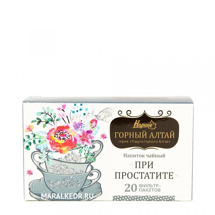 Отзывы чай от простатита как и чем лечить простатита у мужчин